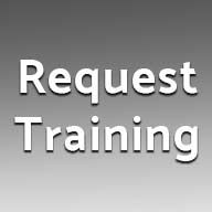 link to request training